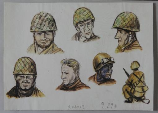 GI Sketches